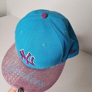 Yankees New Era 59Fifty Reflective Prism Cap Hat